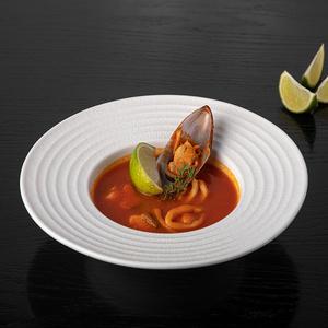 Суп с морепродуктами Буйабес