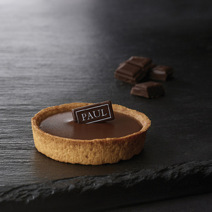 Тарталетка шоколадная