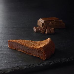 Тарт шоколадный