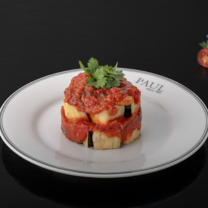 Баклажан с томатным соусом